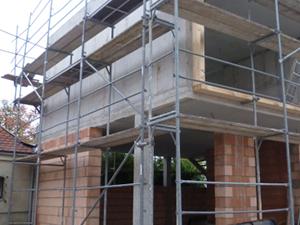 Neubau eines eigenen König Bau-Bürogebäudes